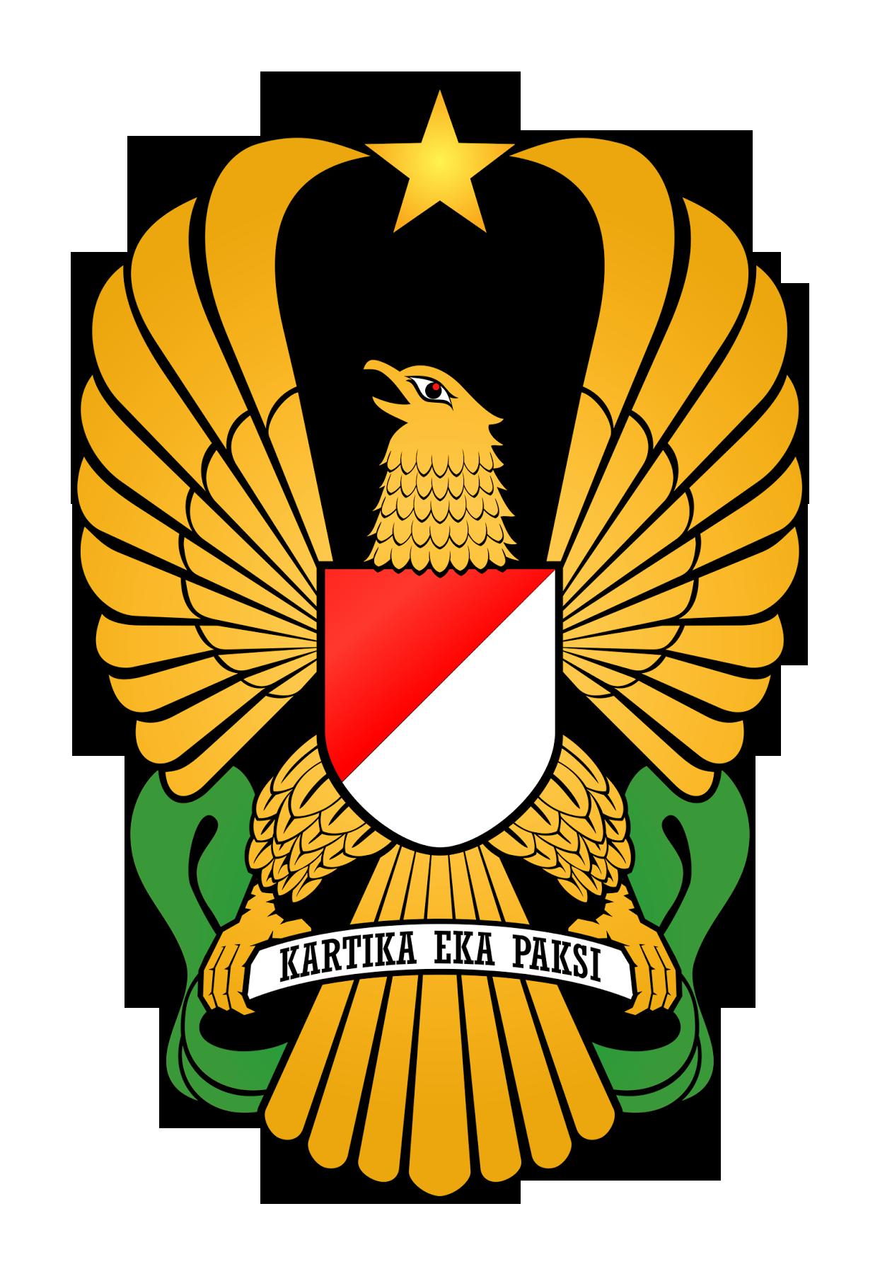 Logo TNI AD (Tentara Negara Indonesia Angkatan Darat)
