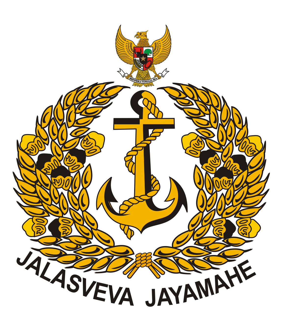 Logo TNI AL (Tentara Negara Indonesia Angkatan Laut)