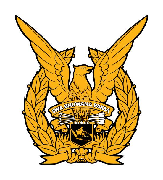 Logo TNI AU (Tentara Negara Indonesia Angkatan Udara)