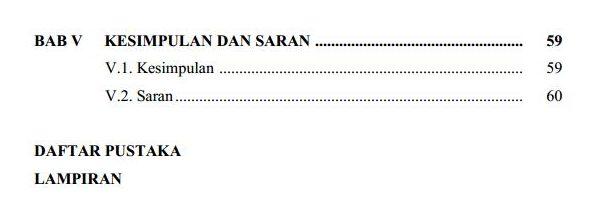 Contoh daftar isi skripsi 3