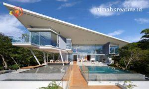 arakteristik Arsitektur Modern