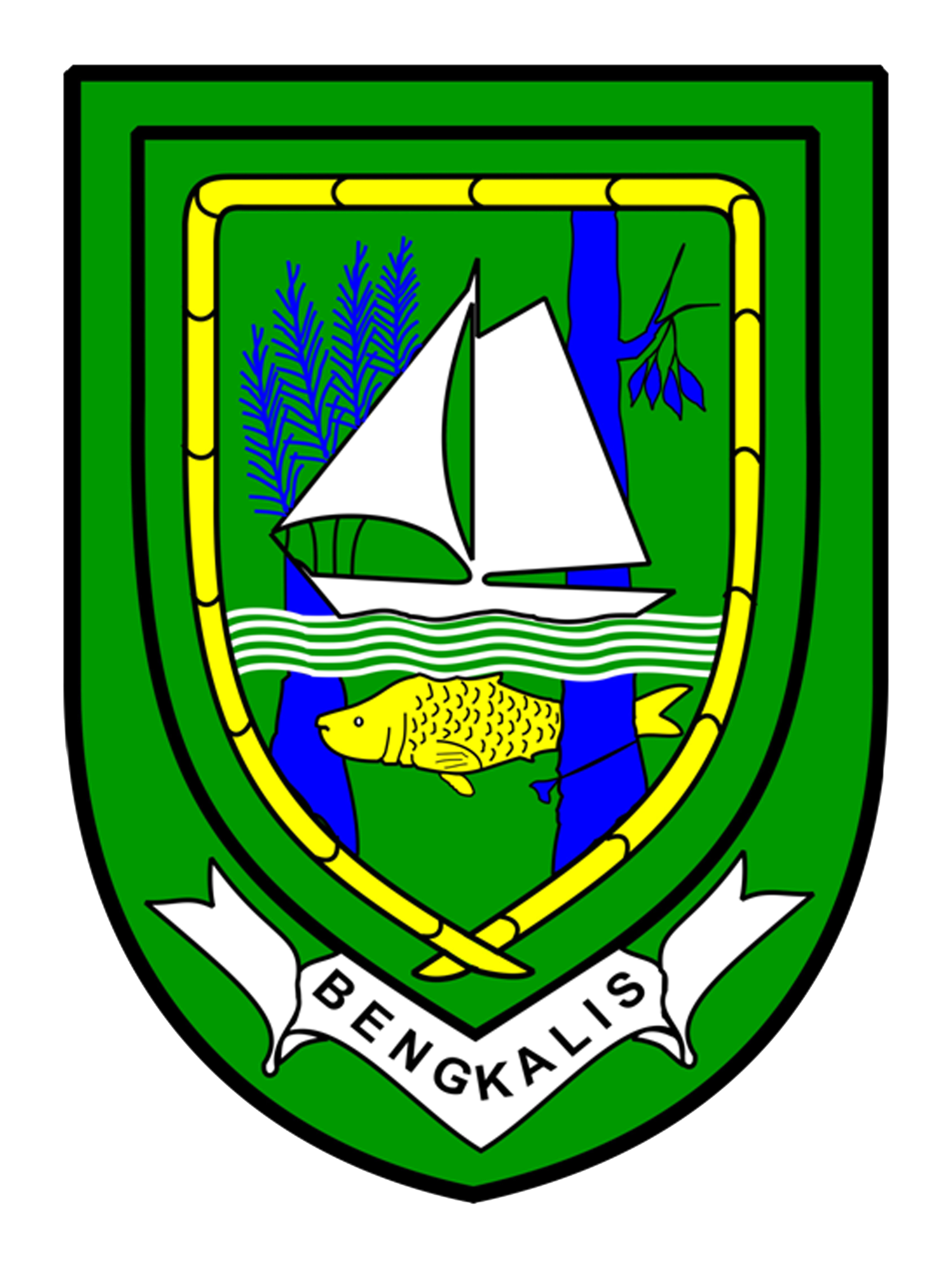 Logo Bengkalis (Kabupaten Bengkalis) Original