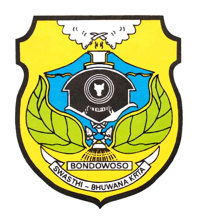 Logo Bondowoso (Kabupaten Bondowoso)Original