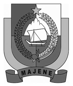 Logo Kabupaten MajeneHitam Putih