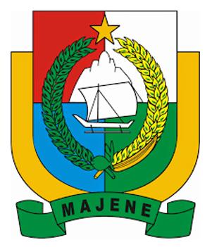 Logo Kabupaten MajeneWarna
