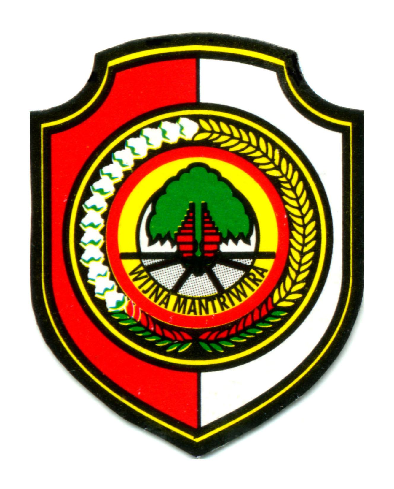 Logo Kabupaten MojokertoWarna
