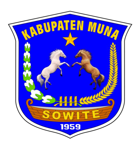 Logo Kabupaten MunaWarna