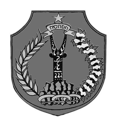 Logo Kabupaten NgadaHitam Putih