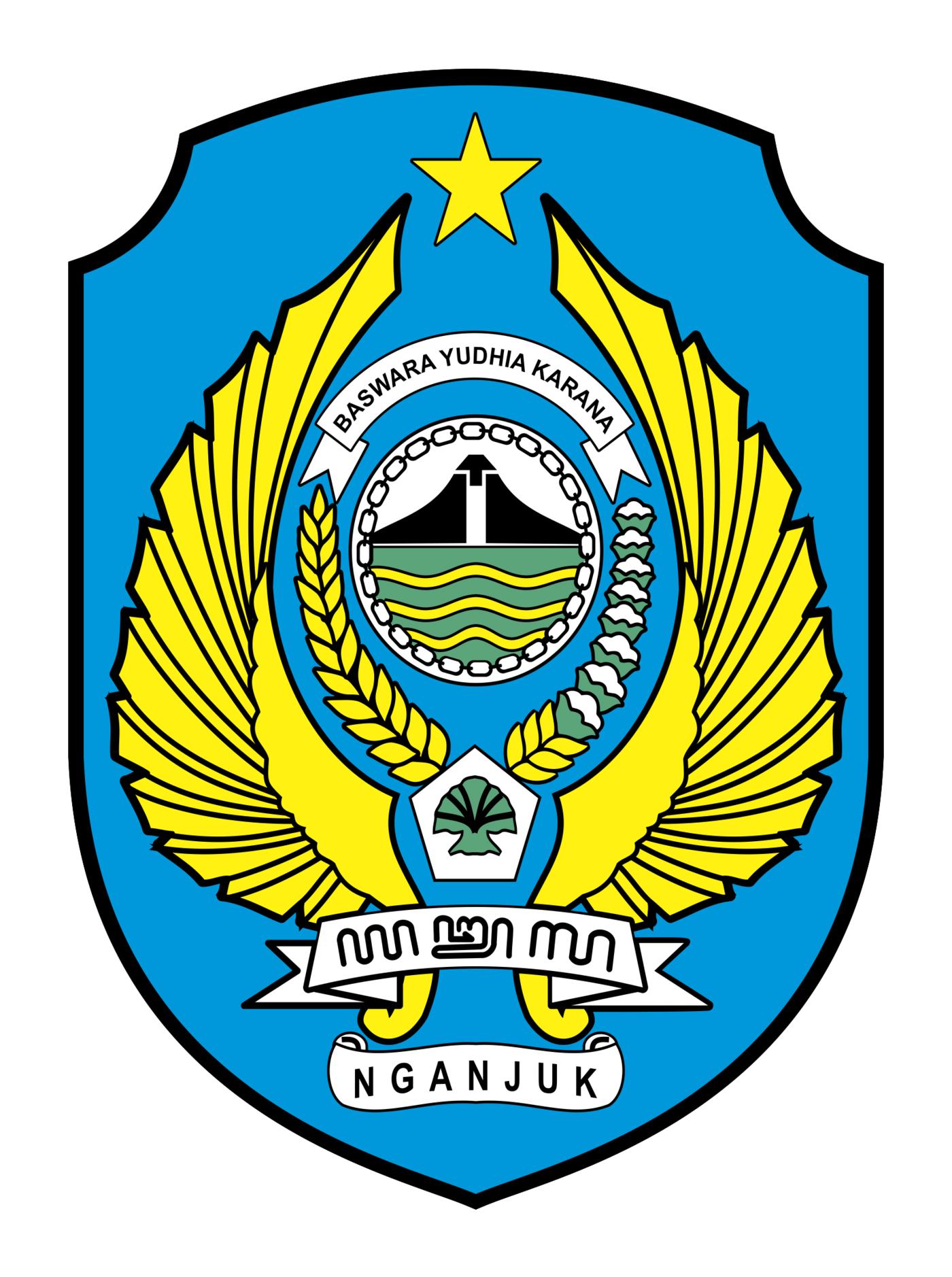 Logo Kabupaten NganjukWarna