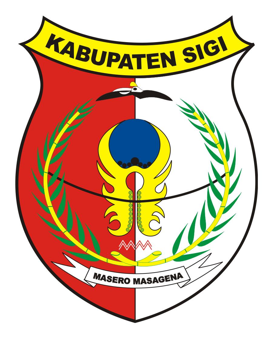 Logo Kabupaten SigiWarna