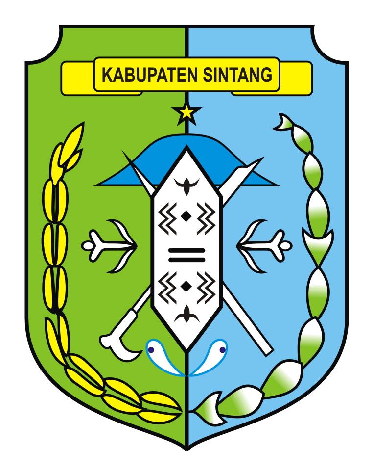 Logo Kabupaten SintangWarna