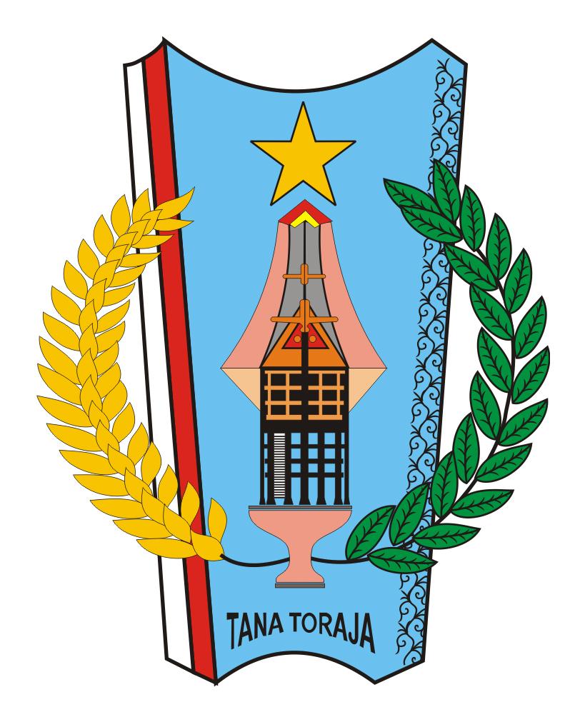 Logo Kabupaten Tana TorajaWarna