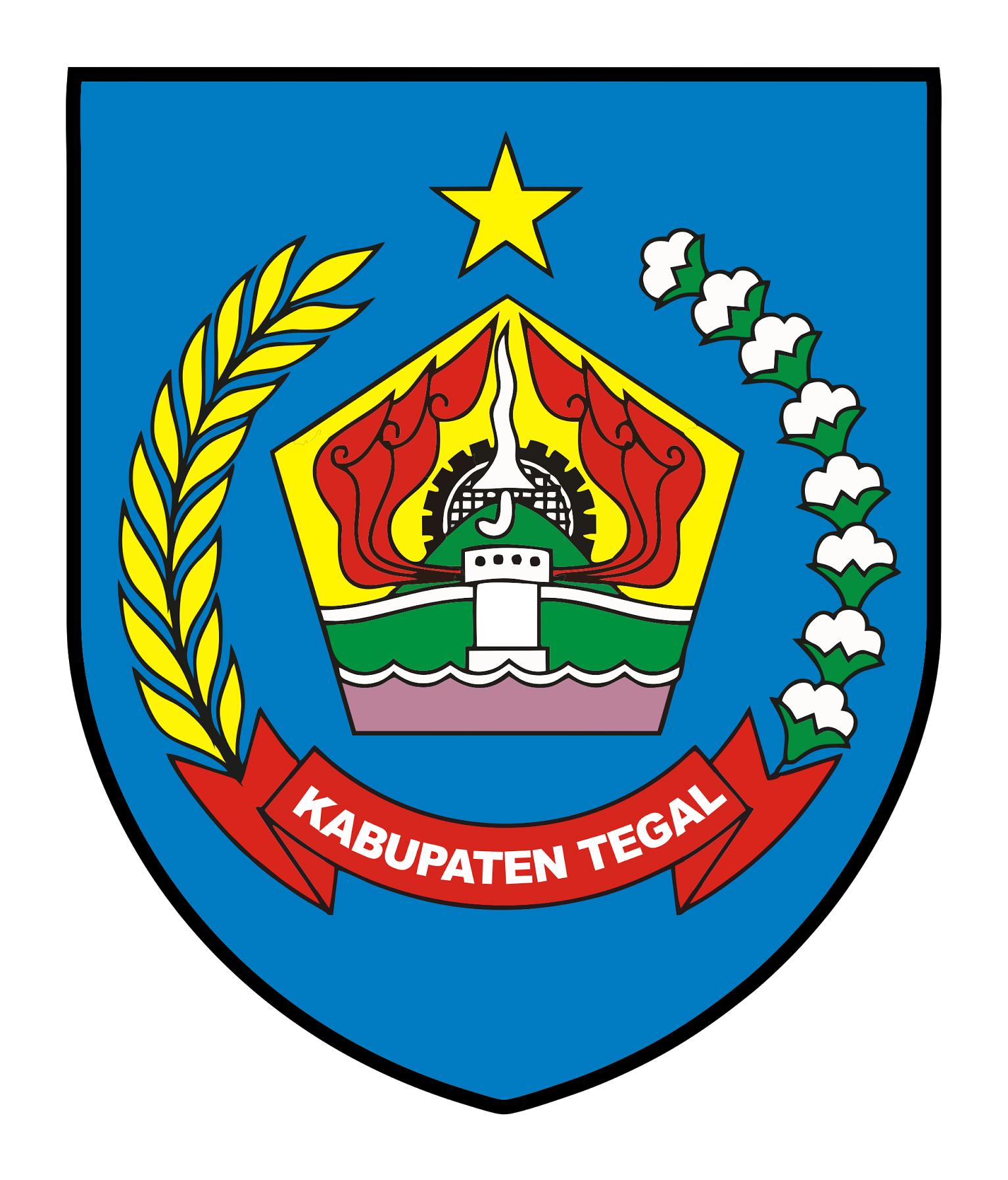 Logo Kabupaten TegalWarna