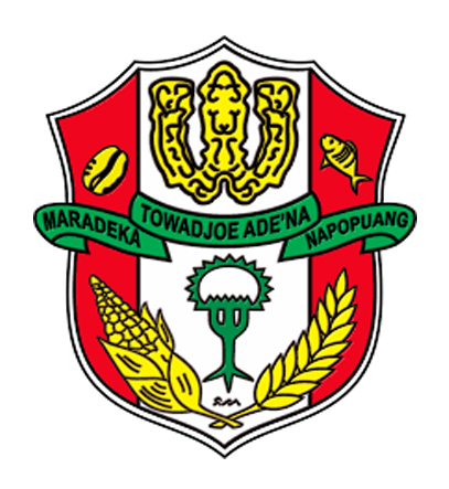Logo Kabupaten WajoWarna