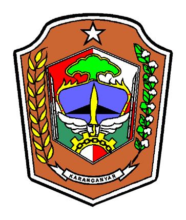 Logo Karanganyar (Kabupaten Karanganyar)Warna