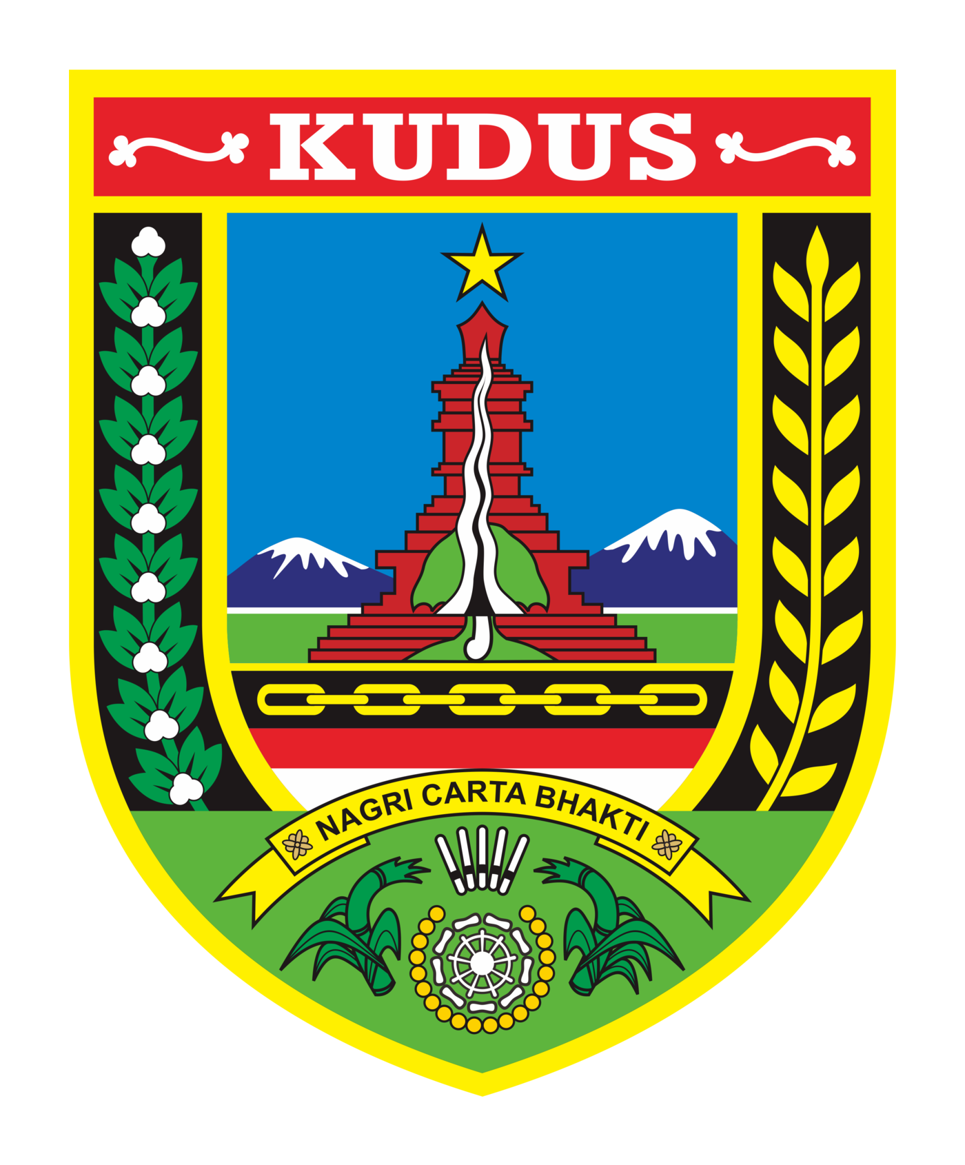 Logo Kudus (INDONESIA)Warna