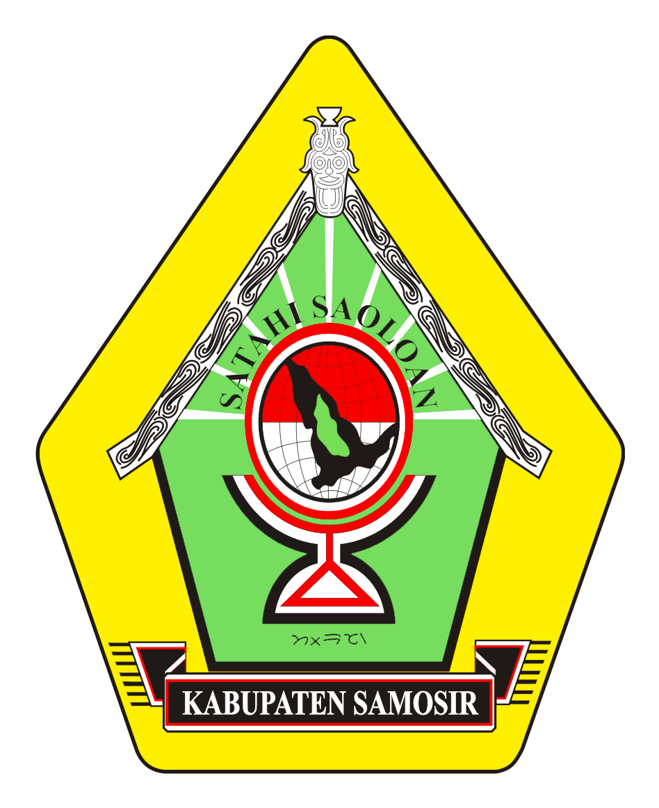 Logo Samosir (Kabupaten Samosir)Warna