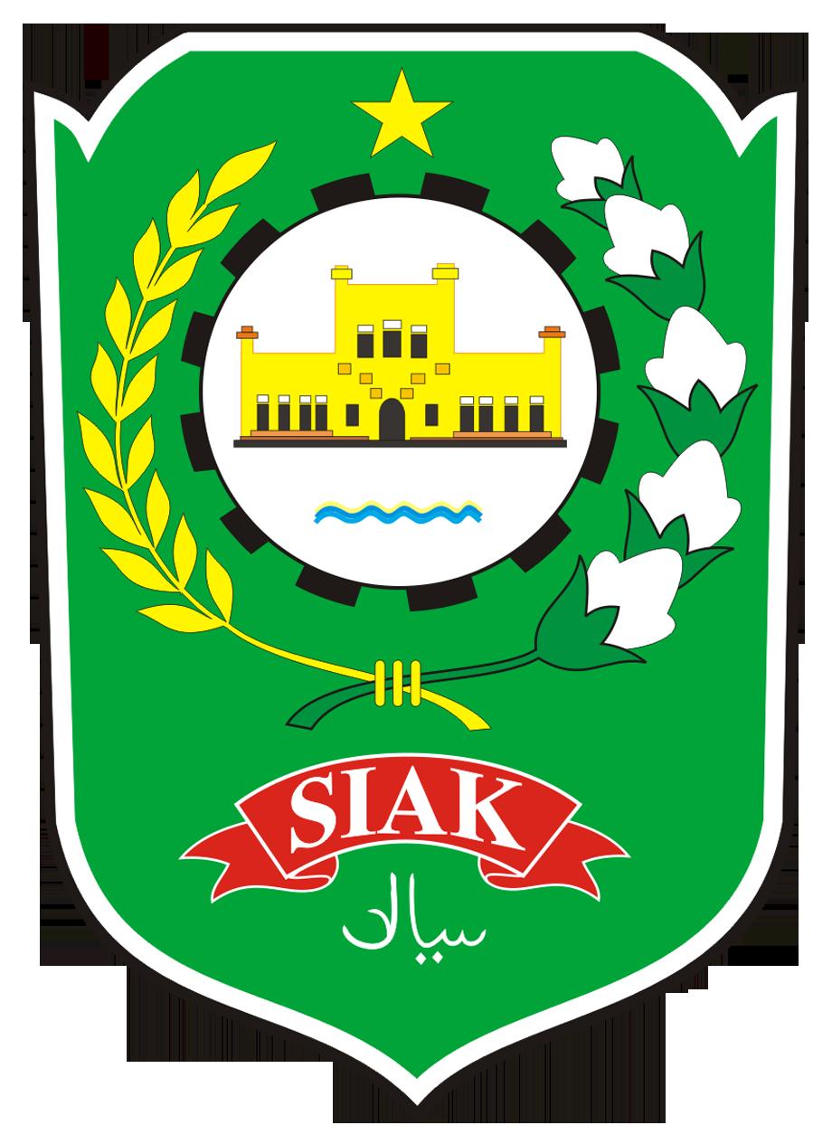 Logo Siak (Kabupaten Siak)Warna