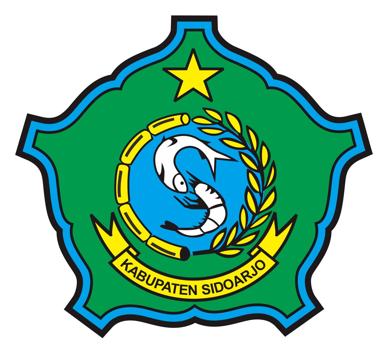 Logo Sidoarjo (Kabupaten Sidoarjo)Warna
