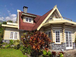 Model Arsitektur Rumah Bergaya Eropa klasik