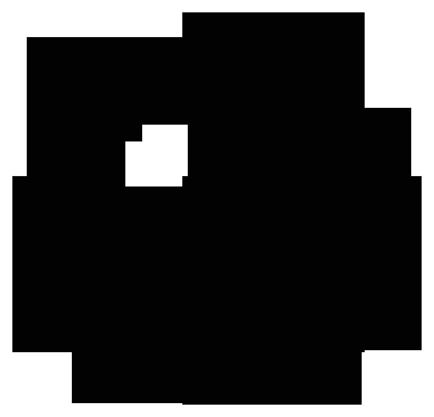 Logo K3 (Keselamatan & Kesehatan Kerja)Hita Putih