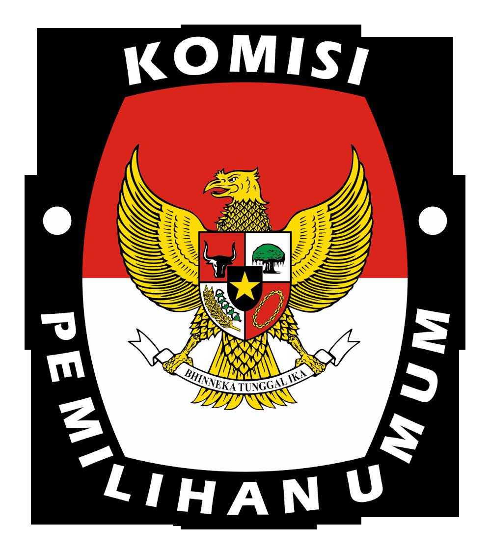 Logo KPU (Komisi Pemilihan Umum)PNG Warna