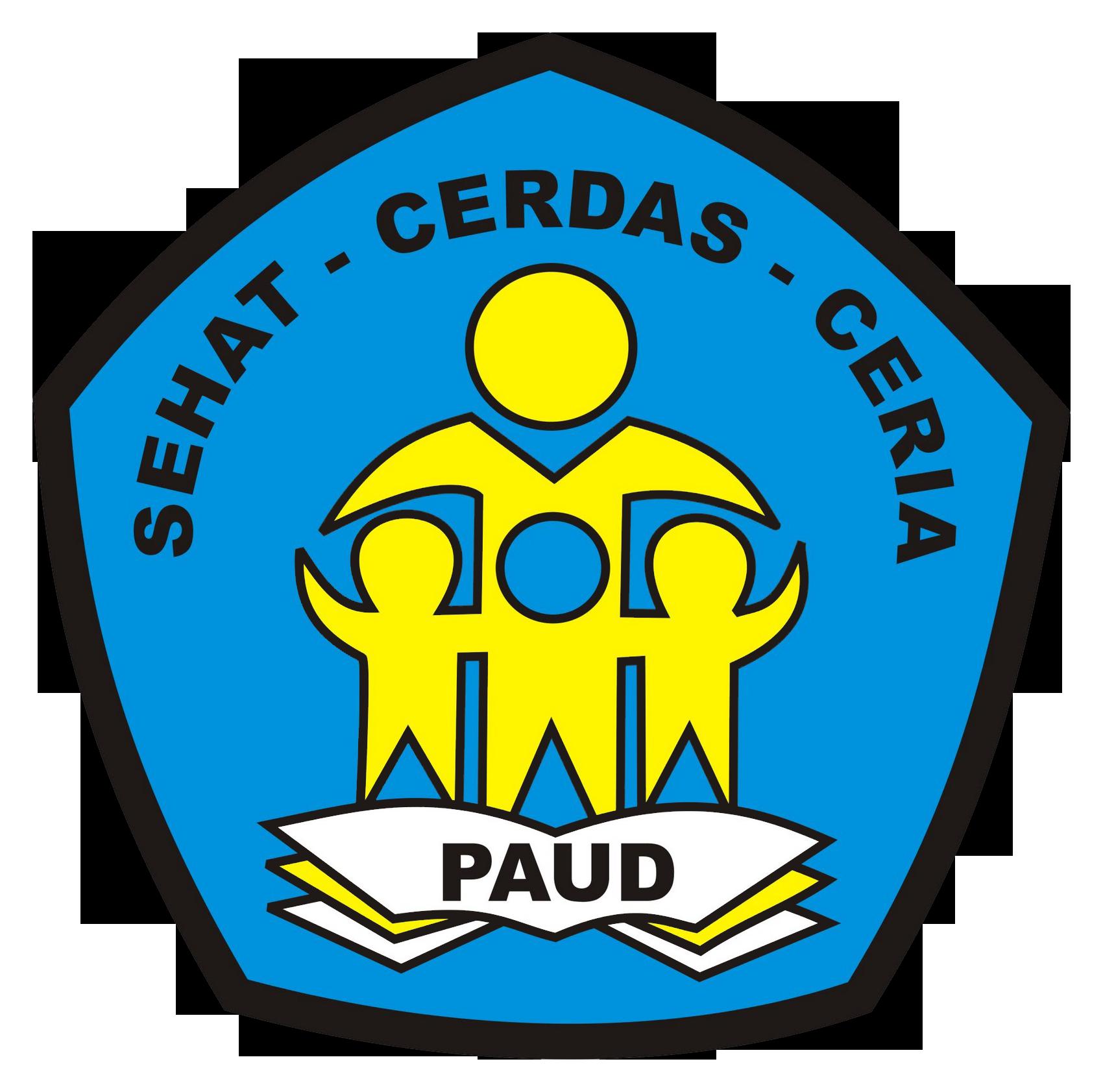 Logo Paud PNG Warna & Hitam PutihOriginal