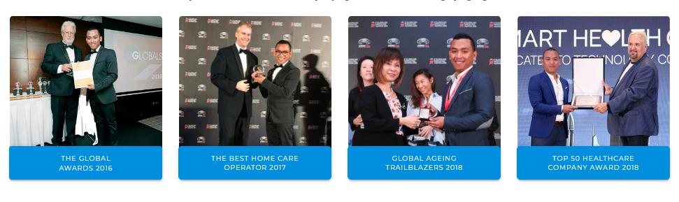 Penghargaan Jasa Perawat Home Care Terbaik Di IndonesiaInsan medika