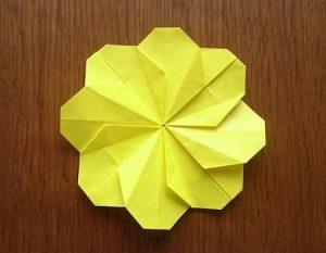Tesselasi Origami (Origami Tesselations) ( CC.Pinteret.com)