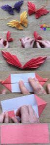 Origami Kupu kupu CC.Pinterest.com