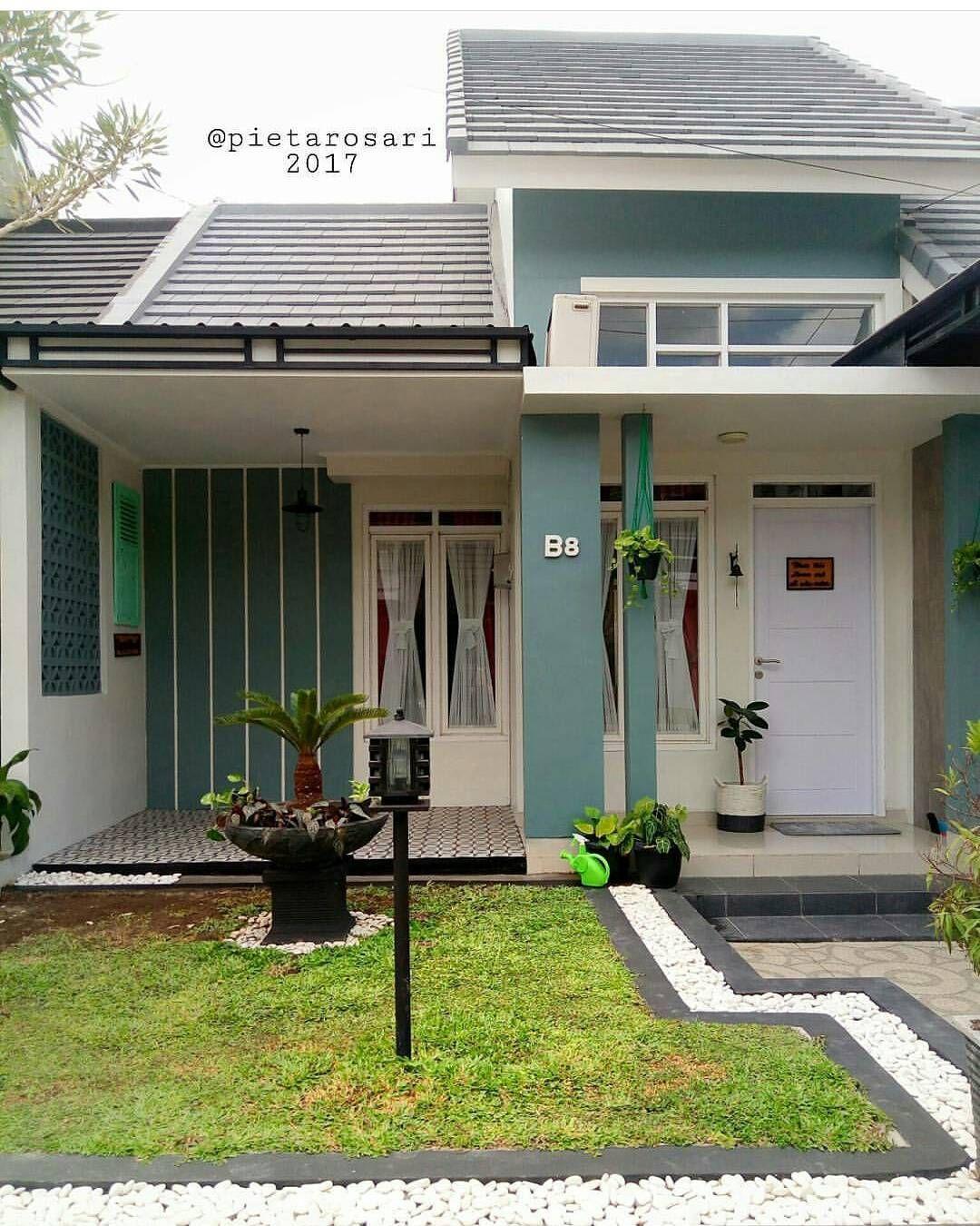 Desain Arsitektur Rumah Minimalis Modern - Rekreartive