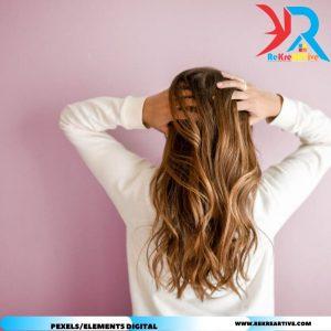 Bayam untuk rambut sehat