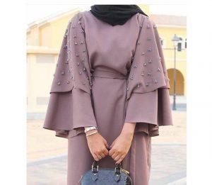 Pilih hijab monokrom cc.Pinterest.com