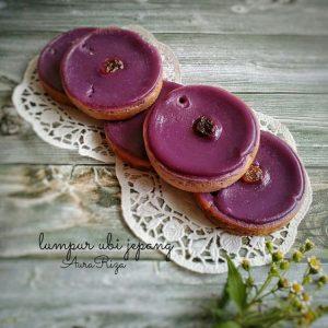 Kue Lunmpur Ubi ungu. cc.Pinterest.com