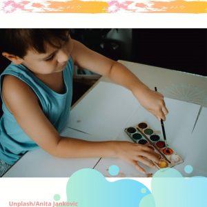 asah kreativitas anak