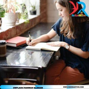 menulis buku harian