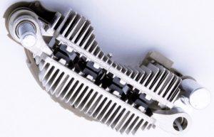 komponen Rectifier alternator