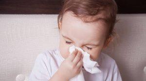 flu pada bayia