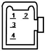 Pin Soket Karisma 125